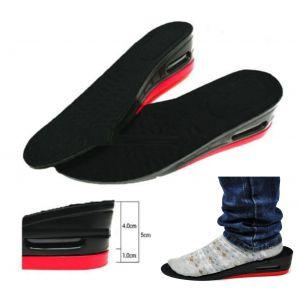 f2447653fd Plantillas Elevadoras Elevate Shoes Capsula De Aire 5 Cm - Gruponatic.pe