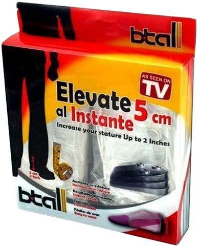 44b21739e2 Plantillas Elevadoras Elevate Shoes 5cm Unisex Btall - Gruponatic.pe