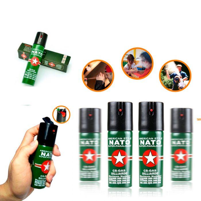Resultado de imagen para Gas Pimienta para defensa Personal