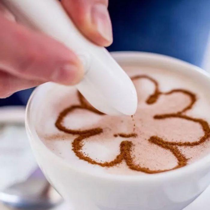 Resultado de imagen para electrical latte art pen