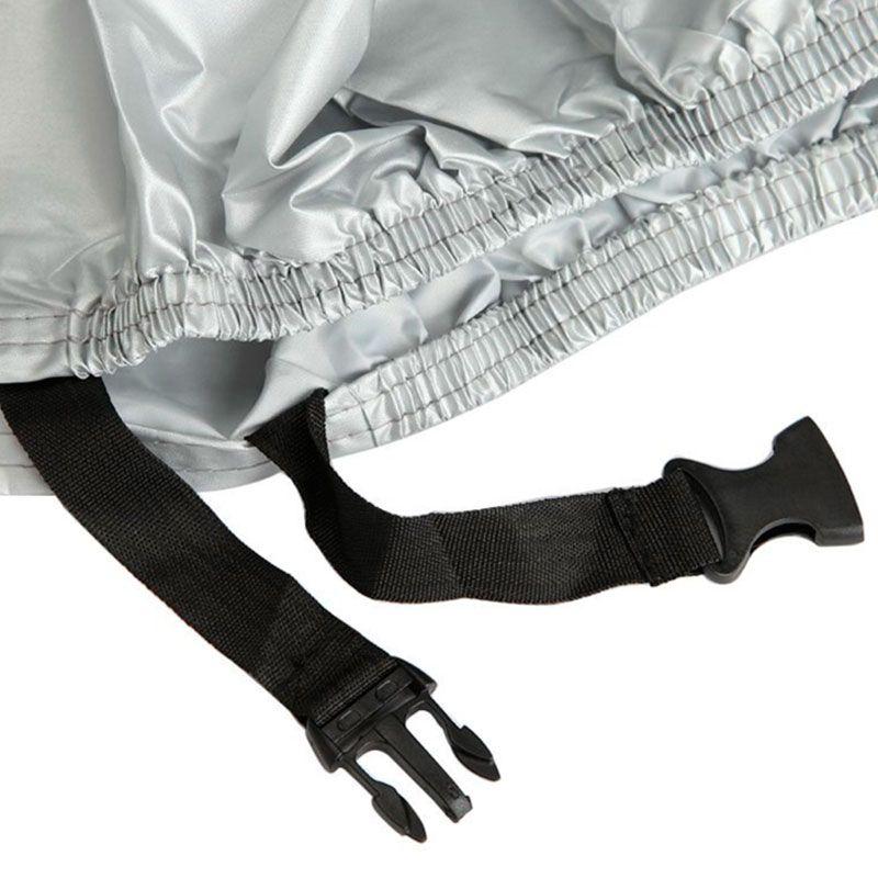 Cobertor Impermeable Universal Para Motocicleta Con Elastico