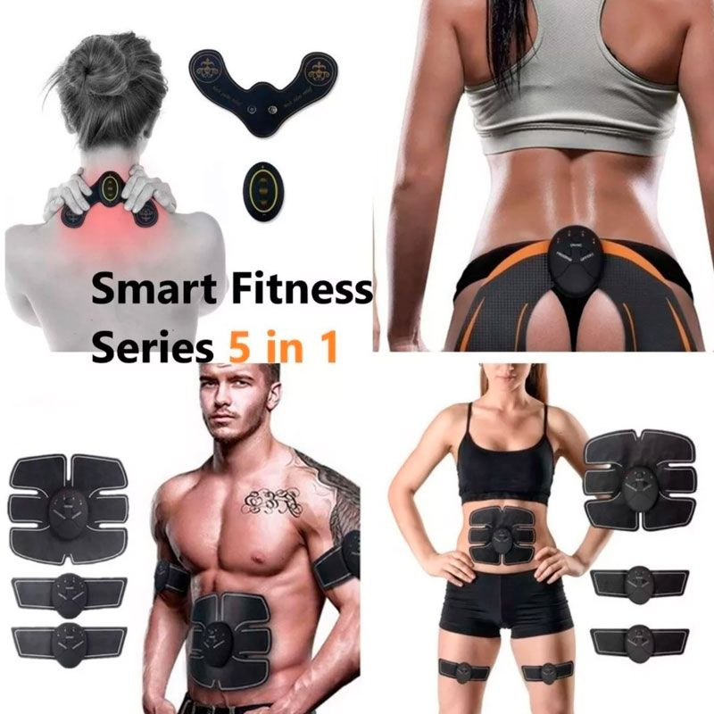 Tonificador 5 en 1 Smart Fitness
